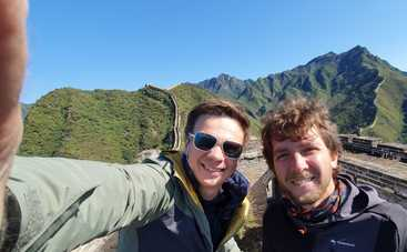 Мир наизнанку: Дмитрий Комаров раскроет секрет прочности Великой Китайской стены