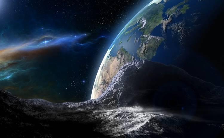 К Земле летит астероид, который можно будет увидеть в небе