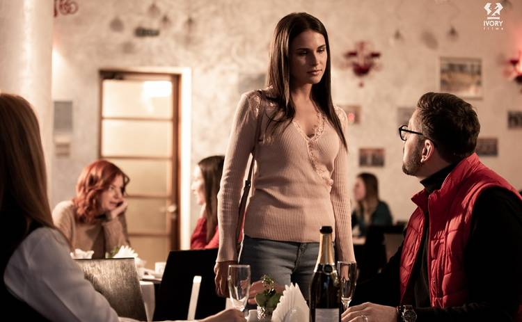 Звезда сериала У каждого своя ложь Анастасия Чепелюк показала свое детское фото