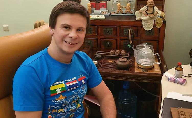 Дмитрий Комаров о воспитании будущего ребенка: Я не буду советовать ему, кем стать