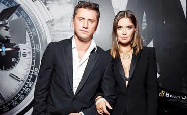 Звезда «Мажора» Павел Прилучный избил жену и выгнал семью из дома