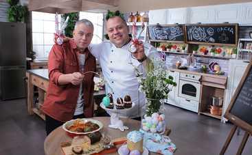 Что приготовить на Пасху: рецепты от шеф-повара Готовим вместе Андрея Дромова