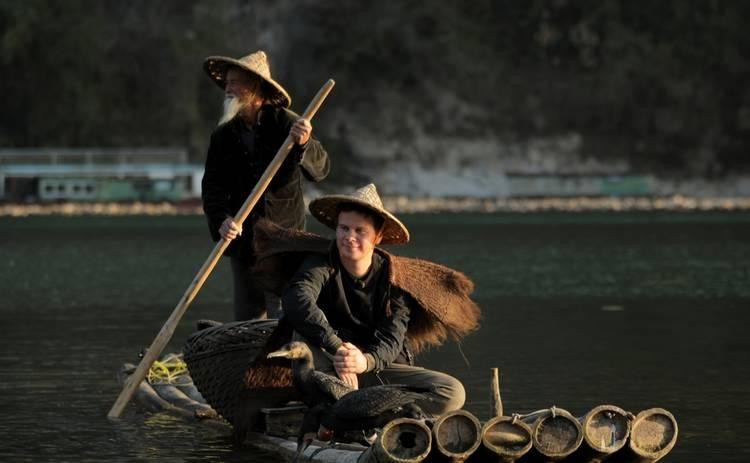 Мир наизнанку: Дима Комаров отправится на экзотическую рыбалку и попробует главный деликатес Желтого моря