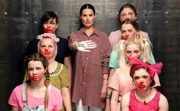 Від пацанки до панянки-4: Маша Ефросинина и участницы реалити боролись с насилием в семьях