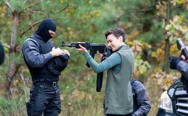 На канале Украина – премьера детективного сериала Филин