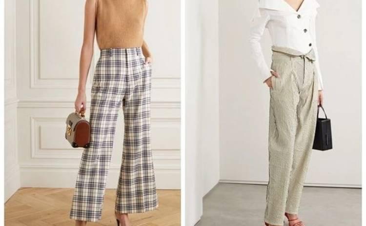 Тренды 2020: какие брюки выбрать на весну-лето