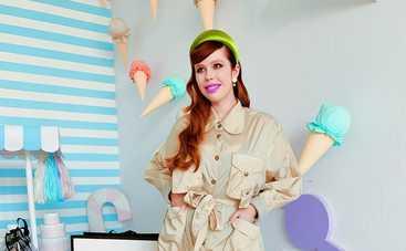 Сама себе стилист: как Соня Плакидюк подбирает образы для съемок Топ-модели по-украински
