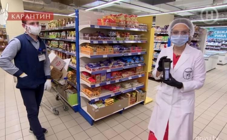 Ревизор. Карантин: Юлия Панкова показала, где самое грязное место в супермаркетах