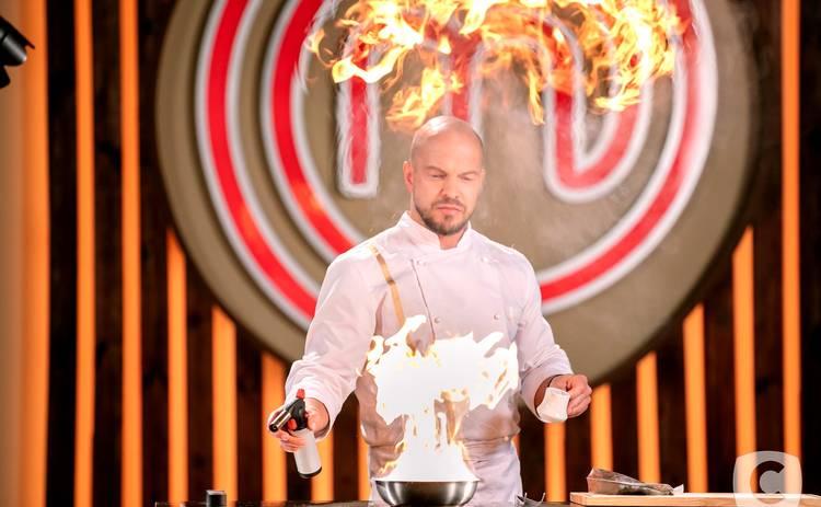 МастерШеф. Профессионалы-2: участники будут готовить впечатляющие блюда из одного ингредиента