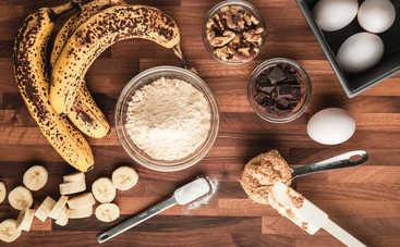 Банановый хлеб с шоколадом от Меган Маркл (рецепт)