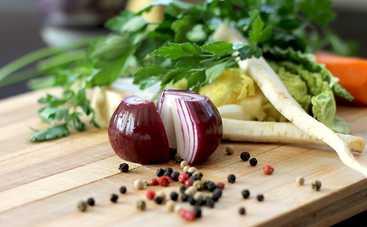 Ароматная тушеная капуста в воке (рецепт)