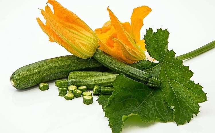 Овощные котлеты из кабачка (рецепт)