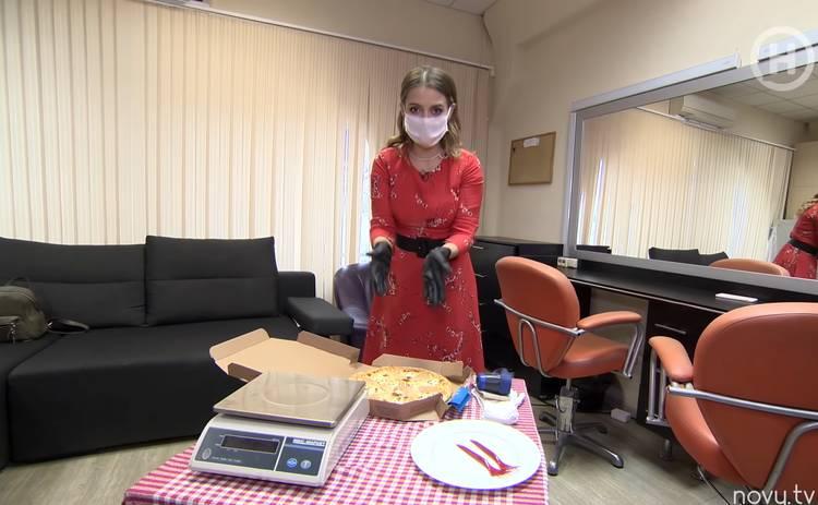 Ревизор. Карантин: Юлия Панкова проверила рюкзак курьера популярной службы доставки