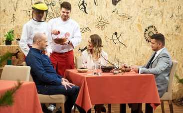 МастерШеф. Профессионалы-2: участники за несколько часов построят ресторан и приготовят блюда
