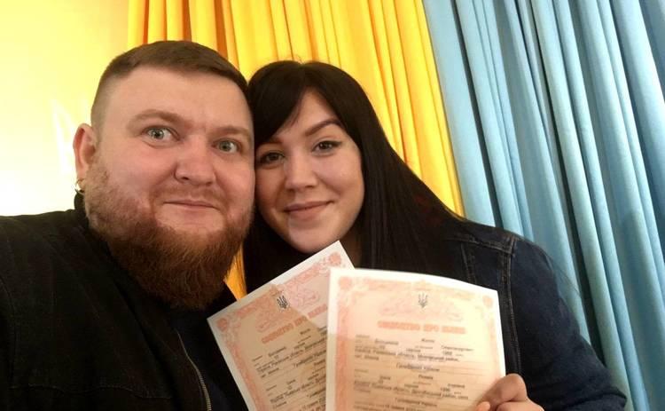 Артист Вар'яти-шоу поделился подробностями свадебной церемонии во время карантина