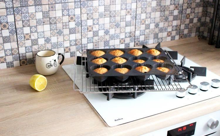 Маффины с курицей и яйцом для вкусного завтрака (рецепт)⠀