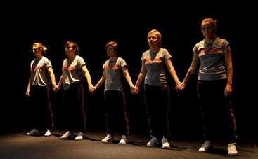 Від пацанки до панянки-4: участницы реалити выпустили клип на песню Jerry Heil #НЕБЕЙБІ