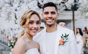 Никита Добрынин и Даша Квиткова поженились: первые фото с церемонии