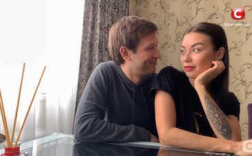 Дмитрий Ступка рассказал, как относится к откровенным снимкам супруги