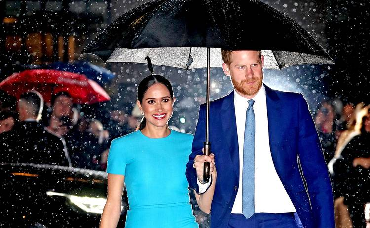 Меган Маркл и принц Гарри поздравили друг друга с годовщиной свадьбы: Она сэкономила, а он – нет