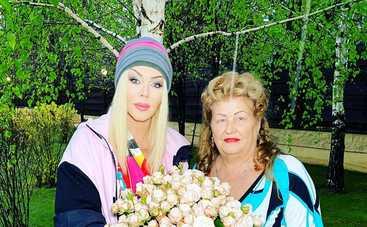 У Ирины Билык умерла мама