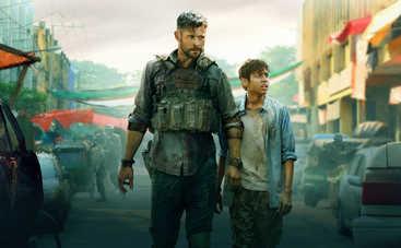 Боевик Эвакуация с  Крисом Хемсвортом стал самой успешной премьерой Netflix