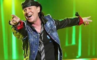 Солисту группы Scorpions Клаусу Майне — 72: Без музыки меня не существует