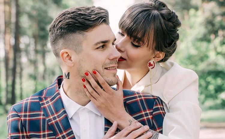 Экс-холостяк Дмитрий Черкасов снялся с женой в фотосессии в стиле Love Story