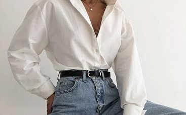 C чем сочетать белую рубашку этим летом: ТОП-4 образа