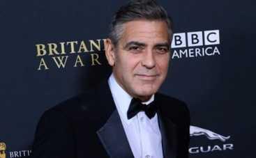 Джорж Клуни: Предпочитаю не дергаться и всегда доводить работу до конца