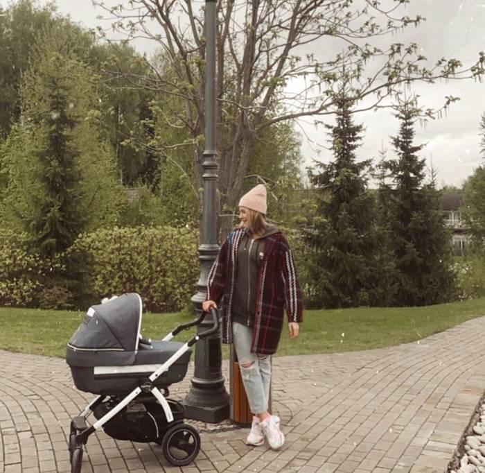 Антонина Паперная рассказала о своей второй беременности