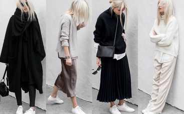 Тренды 2020: с чем носить юбку-макси?