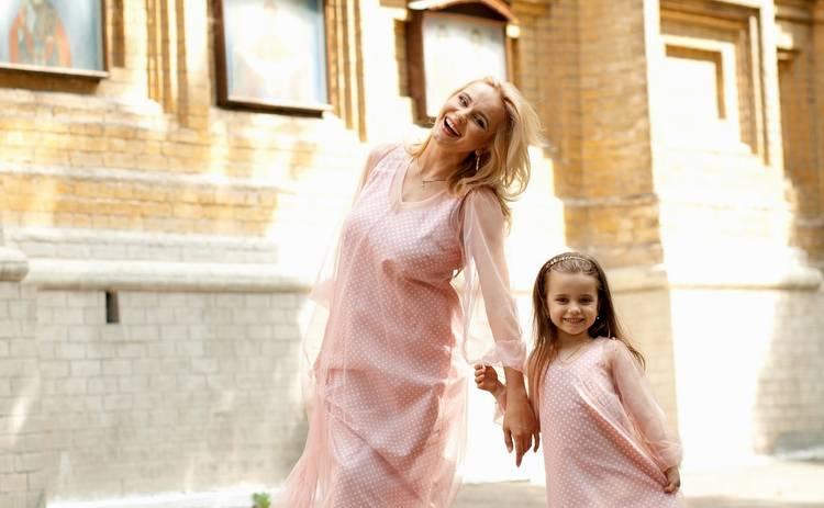 Лилия Ребрик рассказала о недетской мечте своей 8-летней дочери Дианы