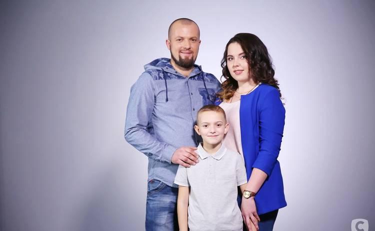 Таня и Юра Шпильки из Наречена для тата: Этот проект был создан для того, чтобы мы встретились