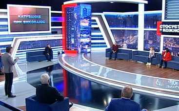 Стосується кожного - эксклюзив: правда о страшной ночи в Кагарлыкском отделении полиции