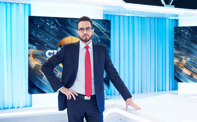 Ведущий канала Украина Максим Сикора: Я едва не разочаровался в профессии