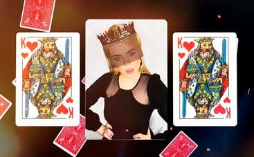 """GROSU в образе Пиковой дамы предстала в lyric-видео нового хита """"Голый король"""""""
