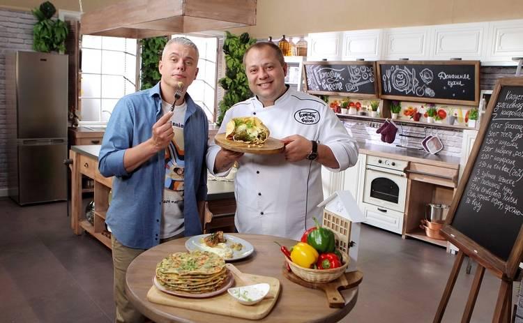 Готовим вместе. Домашняя кухня: смотреть онлайн 18 выпуск от 13.06.2020