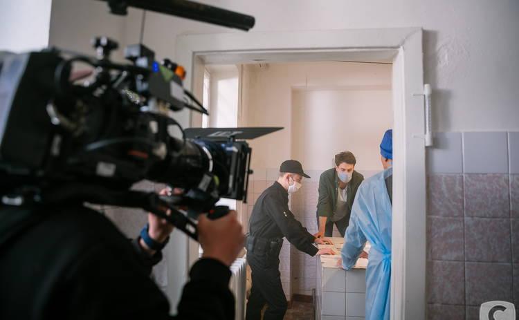 Цвет страсти: канал СТБ начал съемки авантюрной мелодрамы