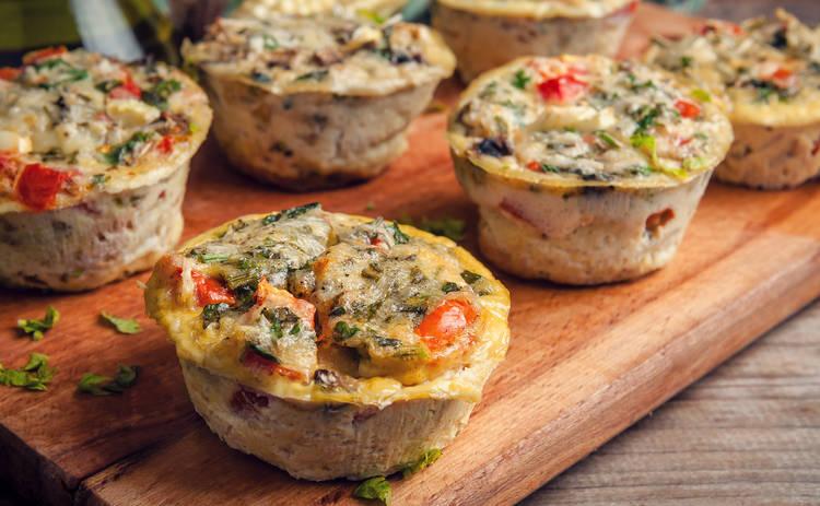 Кексы из кабачков и сыра рецепт: шикарное летнее лакомство для вас