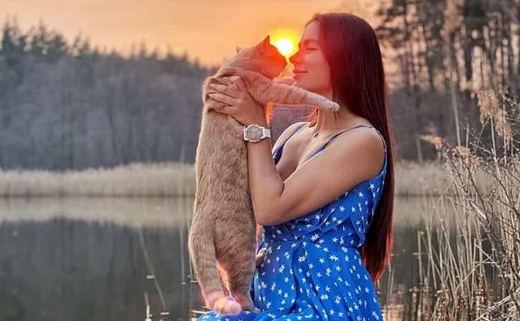 Иванна Онуфрийчук влюбилась в Персика