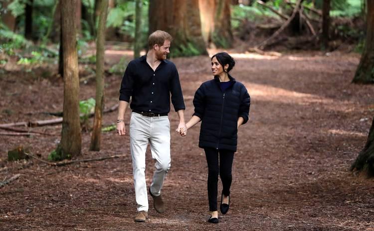 Меган Маркл и принц Гарри возвращаются в Британию: Начались проблемы с психикой