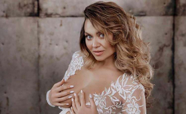 Звезда Однажды под Полтавой Анна Саливанчук рассказала о потере ребенка: Я боялась этого срока