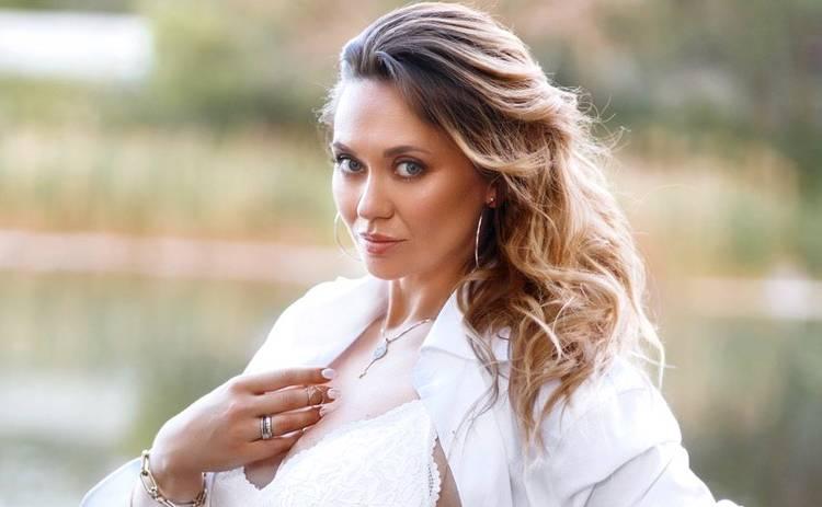 Анна Саливанчук снимается беременной в новом сезоне ситкома Однажды под Полтавой