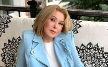 Уже хочу с ним слиться: Любовь Успенская рассказала об отношениях с молодым грузинским певцом