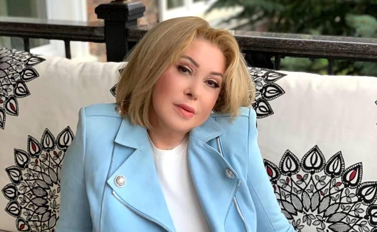 Любовь Успенская рассказала об отношениях с молодым грузинским певцом: Уже хочу с ним слиться