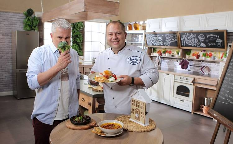 Готовим вместе. Домашняя кухня: смотреть онлайн 20 выпуск от 27.06.2020