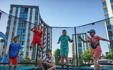 Уютный Квартал стал загородным курортным городком в пригороде Киева