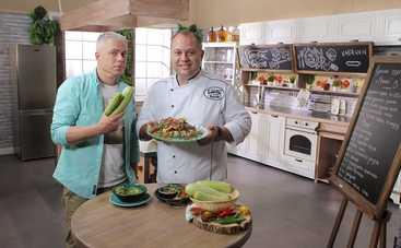 Готовим вместе: Блюда из кабачков (эфир от 05.07.2020)
