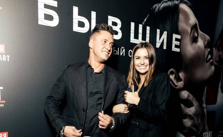 Павла Прилучного с детьми застали на отдыхе в компании Мирославы Карпович: Как новая мама